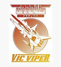 Vic Viper Photographic Print