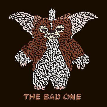 """Stripe"" The Bad Mogwaï in Gremlins by Karotene"
