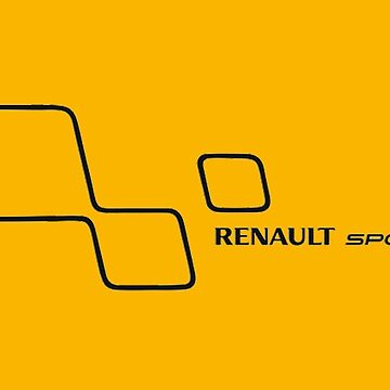 Renault Sport by camisetascharly