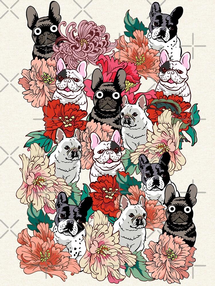 Because French Bulldog  by Huebucket