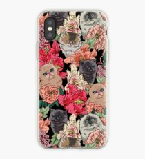 Because Cats iPhone Case