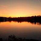 Sunset at the lakes by Seller2018KF