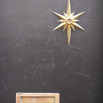 Starry, Starry Knob by matadecoco