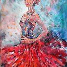 Ballerina - Proud Dancer by Ballet Dance-Artist