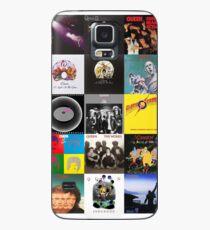 Queen-Alben Hülle & Klebefolie für Samsung Galaxy