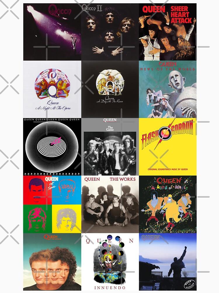 Álbumes de la reina de TheSjr79