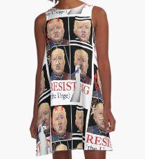 My Trump Fantasy A-Line Dress