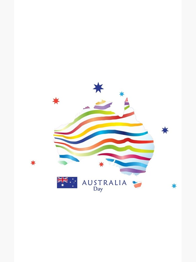 """Happy Australia Day 26th January, Australian Flag ..."