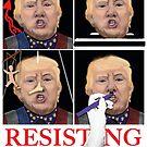 My Trump Fantasy by melasdesign