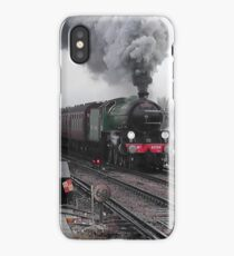 LNER 61306 'Mayflower' at Clapham Junction iPhone Case/Skin