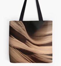 Antelope Canyon wall texture Tote Bag