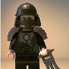 TMNT Teenage Mutant Ninja Turtles, Master Shredder Custom Minifig by Customize My Minifig