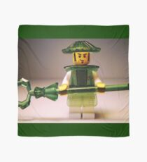 Ching Dynasty Chinese Warrior Custom Minifigure Scarf