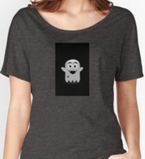 Spooky ghost Women's Relaxed Fit T-Shirt