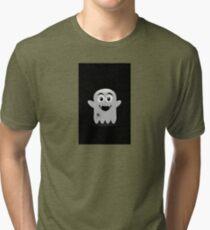 Spooky ghost Tri-blend T-Shirt