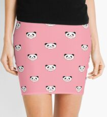 Panda Pinky Mini Skirt