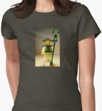 Ching Dynasty Chinese Warrior  T-Shirt