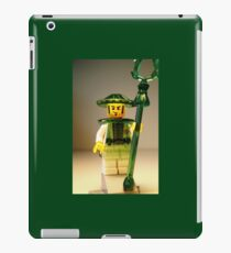 Ching Dynasty Chinese Warrior  iPad Case/Skin