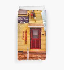 Fishead Company Store Duvet Cover