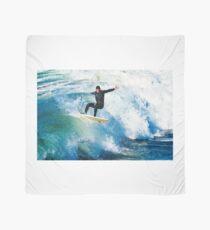 Surfing in Oceanside Scarf