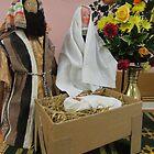Nativity Scene  by lezvee