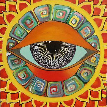 spiritual eye  by kevinzegers19