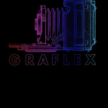 Vintage Photography - Graflex (Version 2) - Multi-Colour von brainsontoast