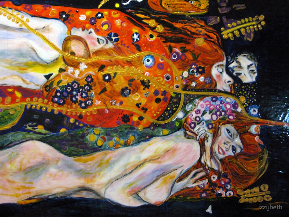 Finally Klimt by izzybeth