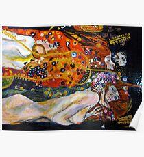 Finally Klimt Poster