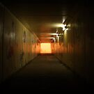 Light at the end of the tunnel by Katherine Williams