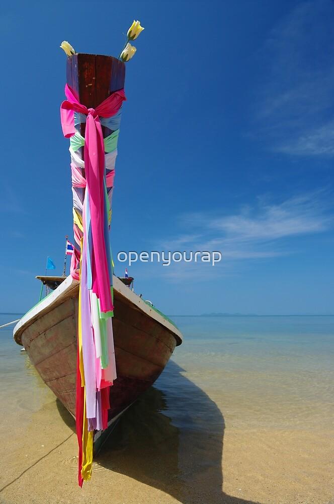 Island Paradise by openyourap
