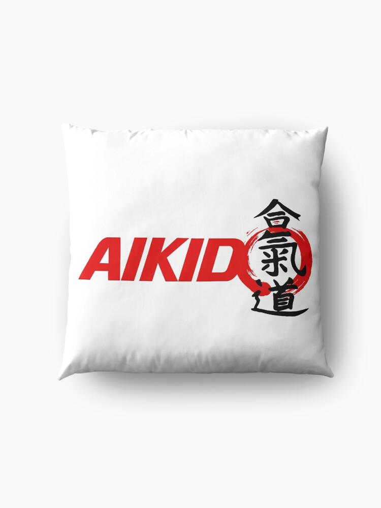 Alternative Ansicht von Kampfsport Aikido Bodenkissen