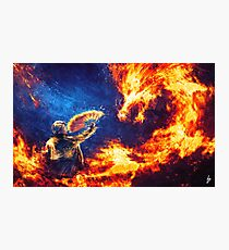 Incandescence Photographic Print