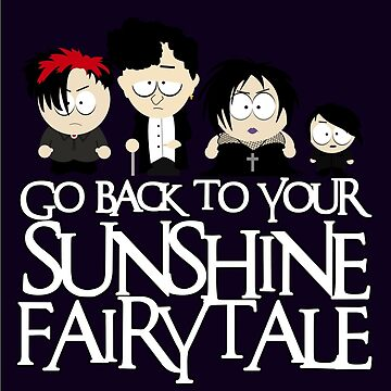 Go back to your sunshine fairy tale  by nimbus-nought