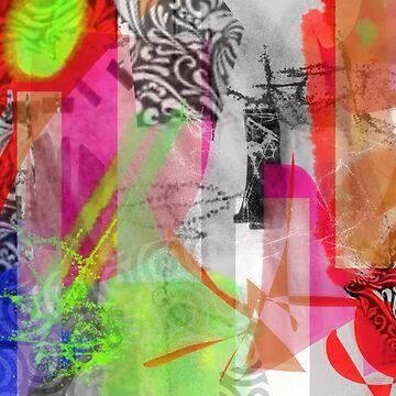 ZEBRAS OF THE FUTURE(C2018) by romanowskipaul