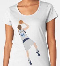 Dirk Nowitzki Premium Scoop T-Shirt