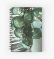 Studies in Glass  Spiral Notebook