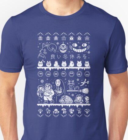 SPIRITED HOLIDAY T-Shirt