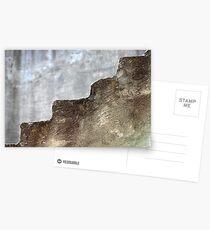 Step wall Postcards