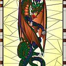 Dragon by Victoria  _Ts