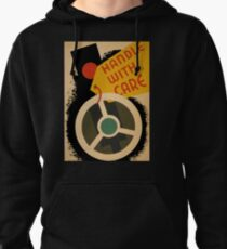 Handle with Care T-Shirt Pullover Hoodie