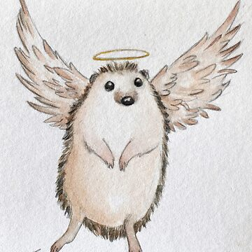 Erizo ángel by LauraMSS