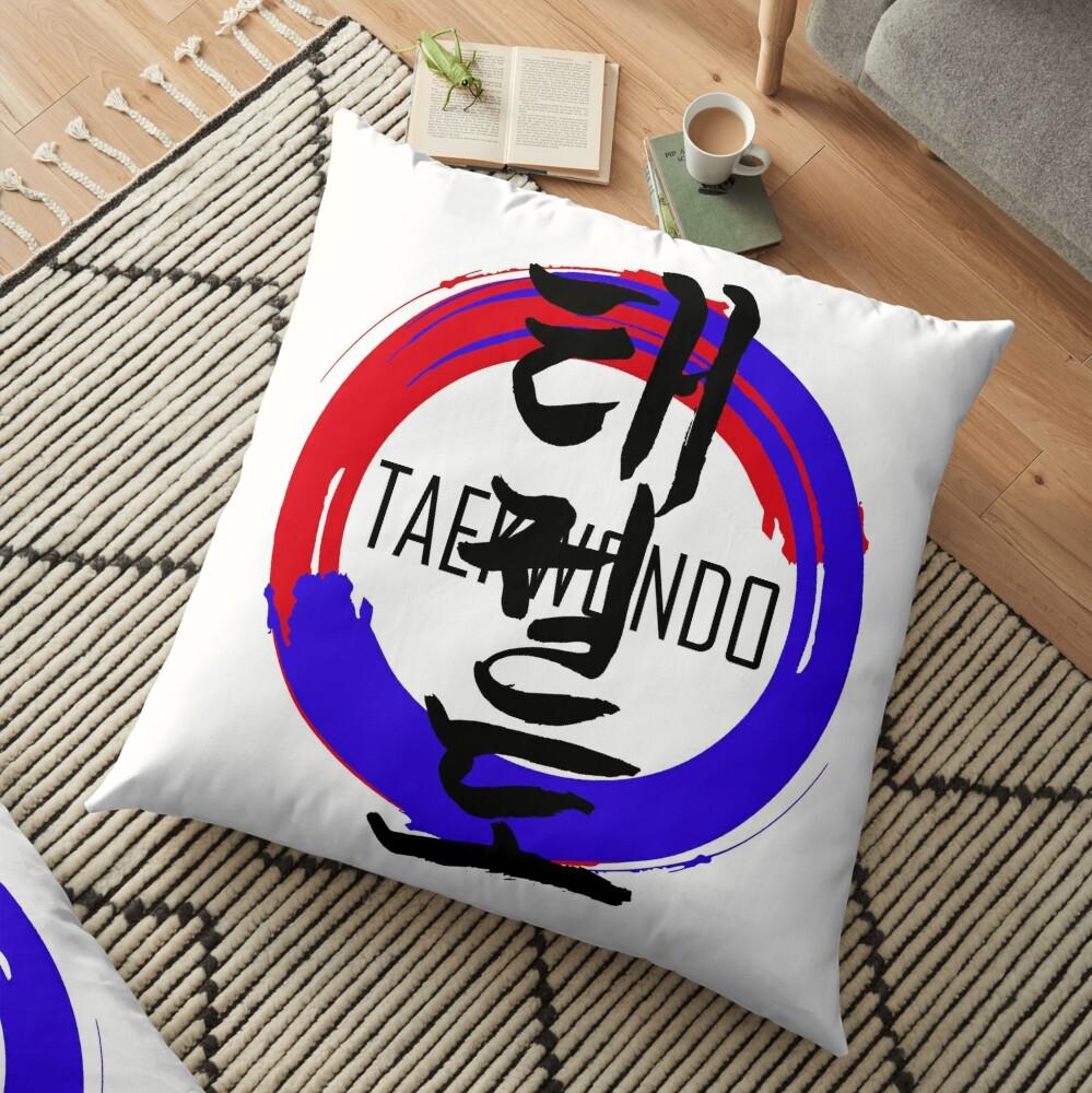Kampfsport Taekwondo Bodenkissen