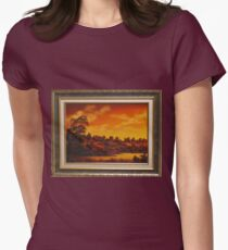 SUNSET OVER THE RIVER T-Shirt