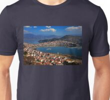 Kastoria & Orestiada lake - Macedonia, Greece Unisex T-Shirt