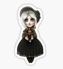 The Doll Sticker