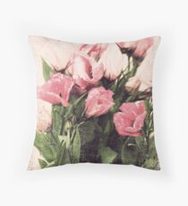 Lovely Lizzies Throw Pillow