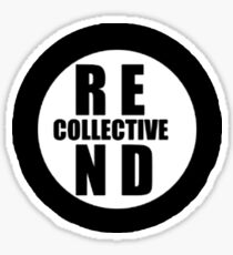 REND COLLECTIVE CIRCLE Sticker