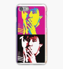 Bill Hicks - Pop Art Bill iPhone Case/Skin