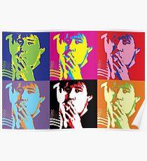Bill Hicks - Pop Art Bill Poster
